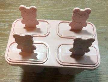 简易版红豆牛奶冰棒3