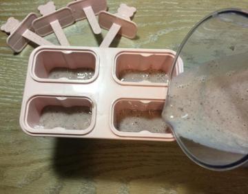 简易版红豆牛奶冰棒5