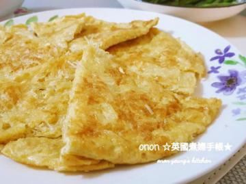 香煎冬粉鸡蛋饼1
