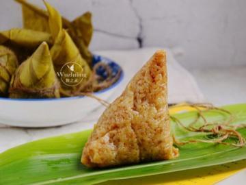 闽南肉粽子的做法和配料1