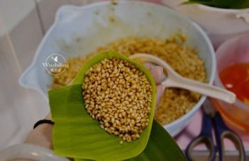 闽南肉粽子的做法和配料4