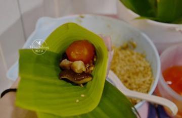 闽南肉粽子的做法和配料5
