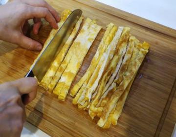 原味韩式紫菜包饭的做法与窍门图解7
