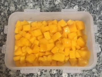 芒果椰奶果冻5