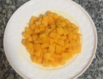 芒果椰奶果冻12