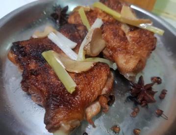 山东烧鸡的做法和配料8