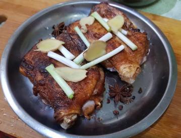 山东烧鸡的做法和配料13