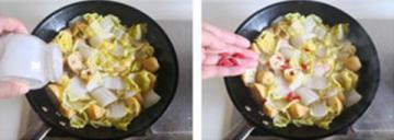 大白菜烩豆腐泡2