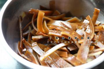 凉拌海带丝简单的做法3