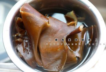 凉拌海带丝简单的做法8