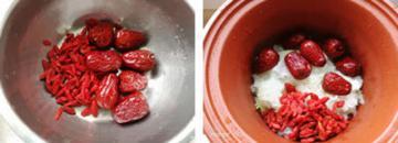 红枣枸杞银耳羹3