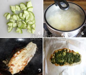 柠檬烤巴沙鱼配土豆沙拉3