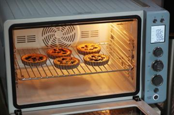 蓝莓蛋挞的家庭做法2