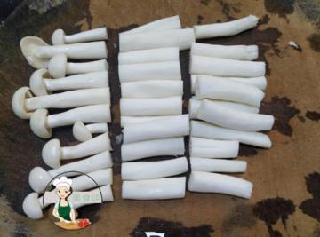 丝瓜菌菇汤的家常做法7