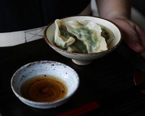 美味韭菜三鲜水饺