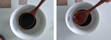 菠菜拌粉丝的家常做法与窍门2