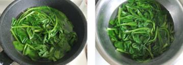 菠菜拌粉丝的家常做法与窍门5