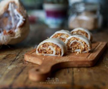 海南椰丝糯米糍粑卷1