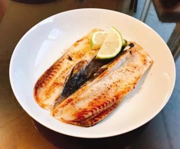 柠檬香煎虱目鱼1