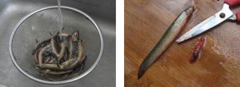 泥鳅怎么杀-图解小泥鳅最简单的宰杀方法3