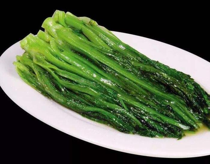 水煮菜减肥食谱:推荐明星水煮菜减肥菜谱1