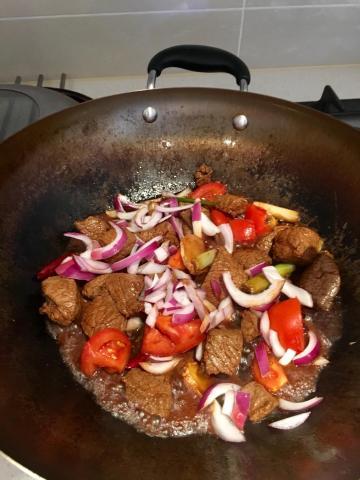 红烧牛肉土豆5