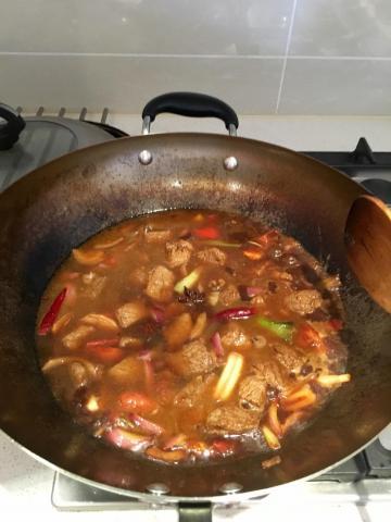 红烧牛肉土豆6