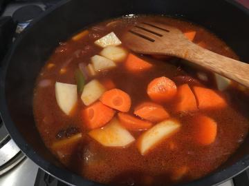 红烧牛肉土豆7