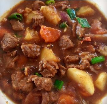 红烧牛肉土豆8