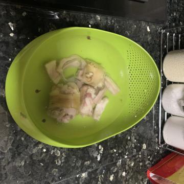 羊肉汤(无膻味版)1