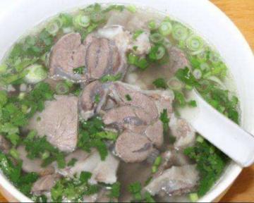 羊肉汤(无膻味版)