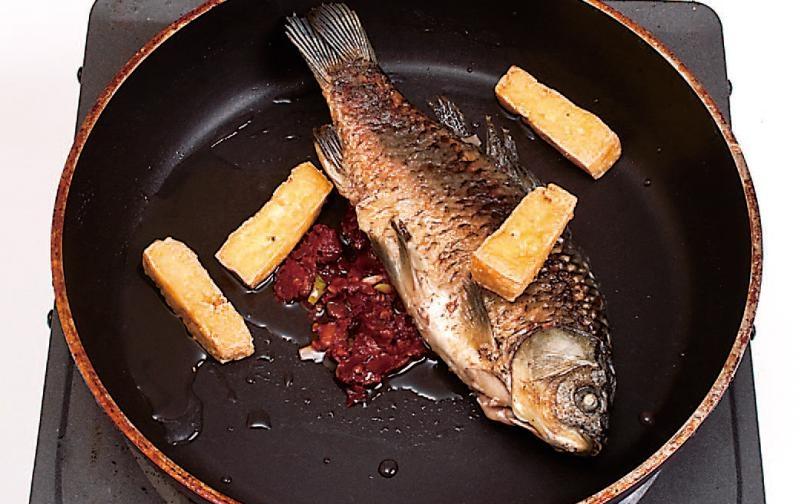 豆腐鲤鱼8