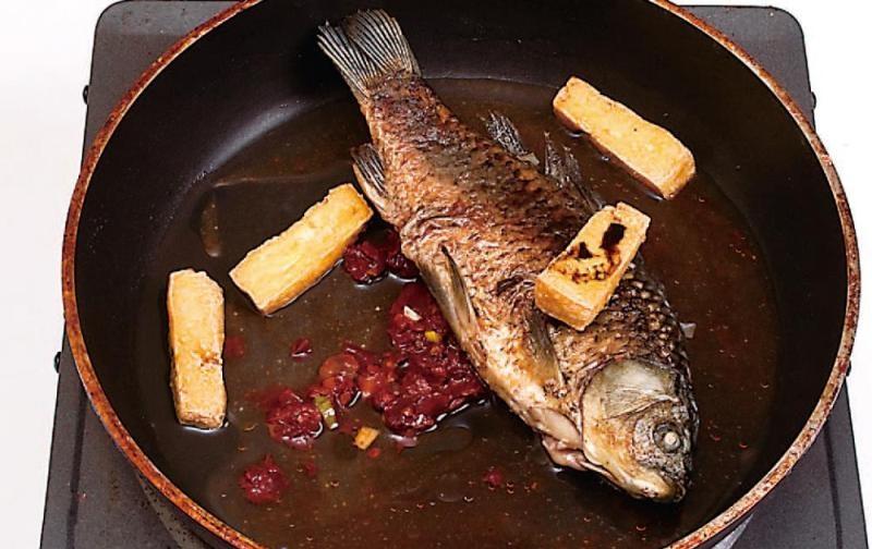 豆腐鲤鱼9