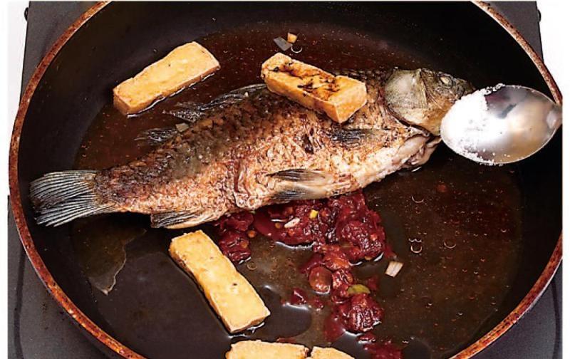 豆腐鲤鱼10