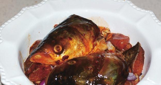 焗烤鱼头3