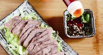 圆白菜拌牛肉8