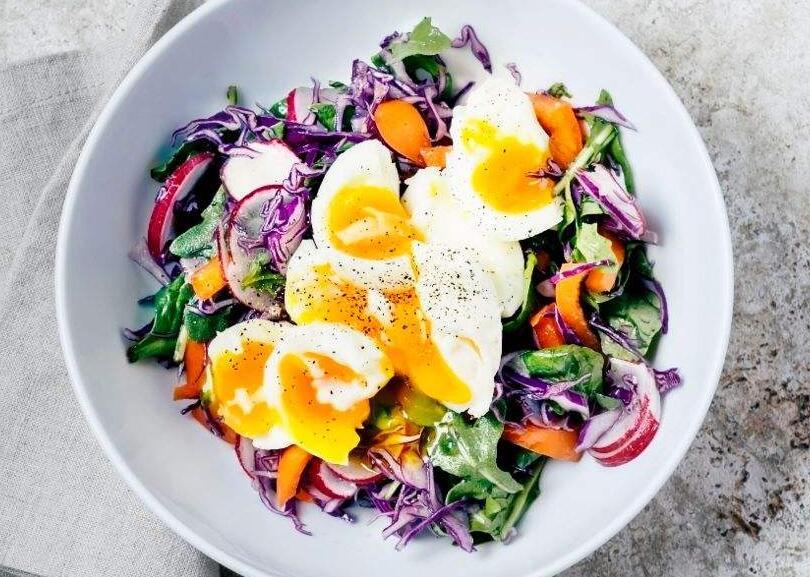 水煮蛋减肥法:让你每天瘦一斤