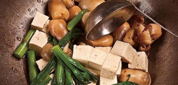 草菇炖豆腐6