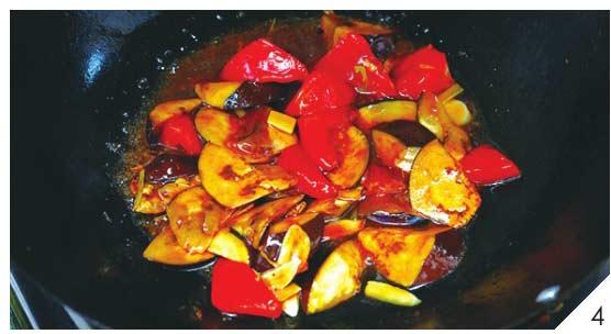 西红柿炒茄子4