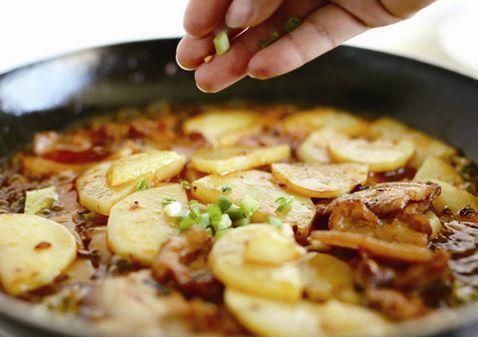 土豆小炒肉8