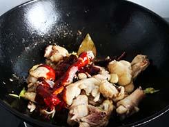 板栗炖鸡5