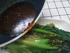 蚝油炝生菜8