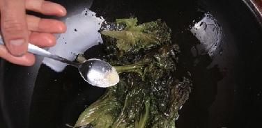 蒜香紫生菜5