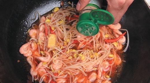 双芽虾米煲9