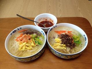 韩式宴会面的做法-韩式宴会面的制作方法6