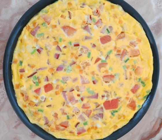 鸡蛋营养饼