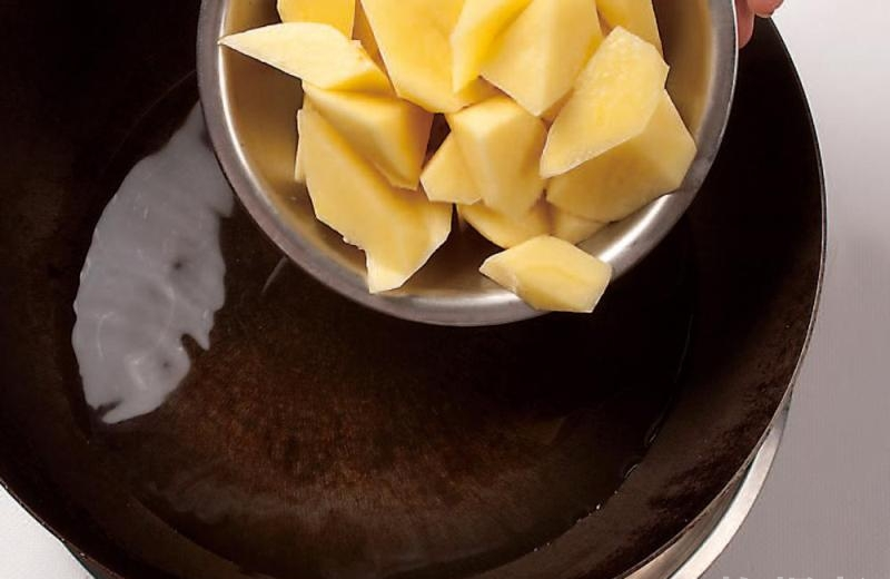 土豆咖喱鸡块5