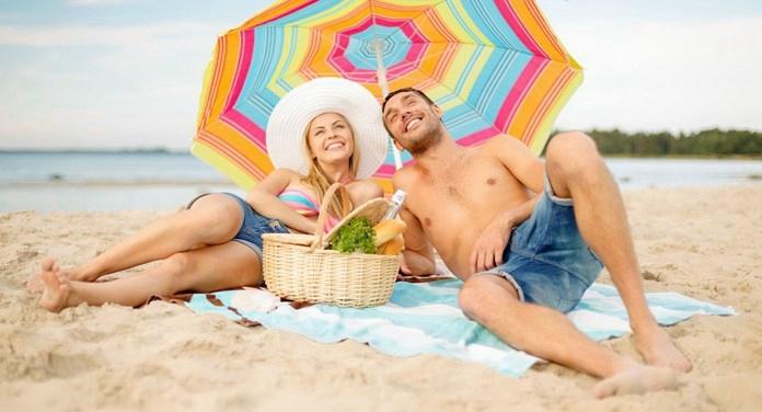 养生海滩阳光浴的历史发展讲解2