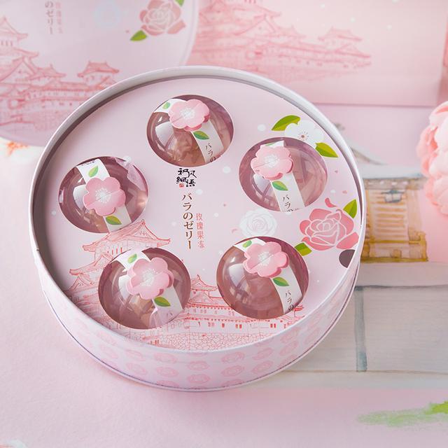 三月赏樱花,盘点樱花零食饮品,颜值高到出类拔萃9