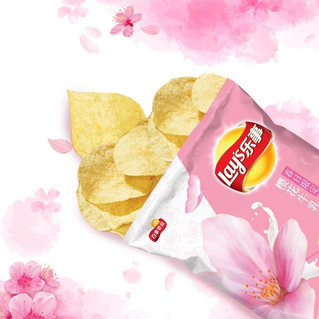 三月赏樱花,盘点樱花零食饮品,颜值高到出类拔萃10